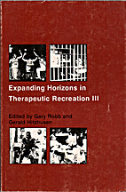 Expanding Horizons in Therapeutic Recreation…