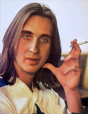 Author photo. Mike Rutherford [courtesy: Beyond the Silver Rainbow blog]