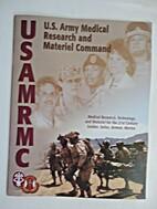 USAMEMC: U.S. Army Medical Research and…