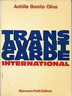 zz4 TRANSAVANGUARDIA 1982, Transavantgarde…