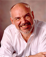 Author photo. With permission from Bruce Coville.