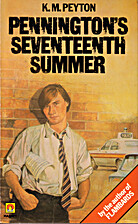 Pennington's Seventeenth Summer by K.M.…