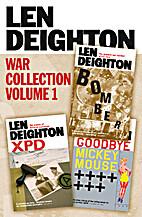Len Deighton 3-Book War Collection Volume 1:…