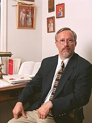 Author photo. Dr. Paul Meyendorff