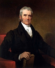 Author photo. Portrait painted 1832 by Henry Inman. Source: Wikipedia.