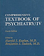 Comprehensive Textbook of Psychiatry IV by…