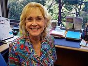 Author photo. UCLA
