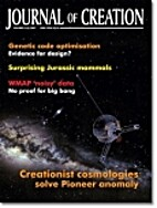 Journal of Creation Volume 21(2) 2007 by…