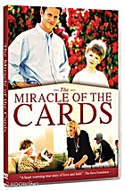 The Miracle of the Cards DVD Movie by The…