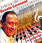 Renato Carosone. Greatest Hits. by Renato…