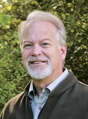 Author photo. Tim Herd