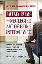 Sweaty Palms: The Neglected Art of Being…