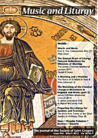 Music and liturgy by Society of St. Gregory…