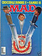 MAD Magazine #320 - Dec 1988 - Crocodile…