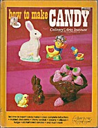 How to Make Candy, culinary arts institute…