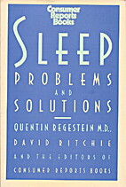 Sleep: Problems and Solutions by Quentin…