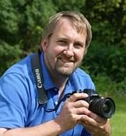 Author photo. WILDGuides