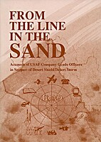 From the Line in the Sand : Accounts of USAF…