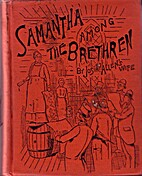 Samantha among the brethren by Marietta…