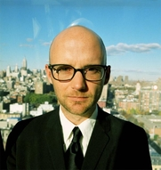 Author photo. Moby