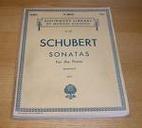 Schubert Ten Sonatas for the Piano, Volume…