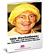 100 Deviations: The life and teachings of…