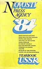 Novosti Press Agency ... yearbook the USSR…