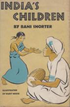 India's Children by Bani Shorter