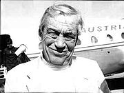 "Author photo. John Huston (22 June 1968) / Photo © <a href=""http://www.bildarchivaustria.at"">ÖNB/Wien</a>"