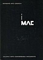 zz4 MAC 1982, MAC Movimento Arte Concreta di…
