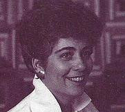 Author photo. Judith Reiter Weissman circa 1987