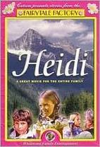 Heidi [1968 TV film] by Delbert Mann