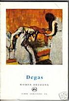 Degas, Women Dressing: Washerwomen,…
