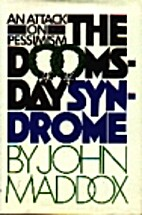 The doomsday syndrome by John Royden, Maddox