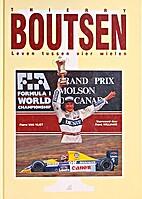 Thierry Boutsen, leven tussen vier wielen by…