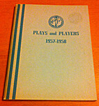 Plays and Players 1957-1958