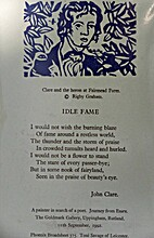 Idle fame by John Clare