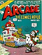Arcade: The Comics Review (Vol. 1, No. 4…