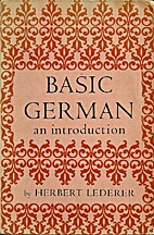 Basic German an Introduction by Herbert…