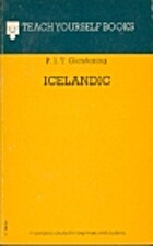 Icelandic (Teach Yourself) by P.J.T.…