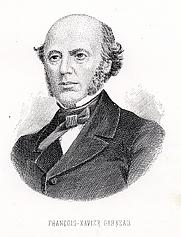 Author photo. François-Xavier Garneau - Photo: © Bibliothèque et Archives nationales du Québec