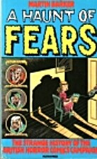 A Haunt of Fears: The Strange History of the…
