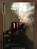 Poetry is Fearless by Luis Chacon Ortiz