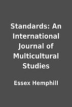 Standards: An International Journal of…