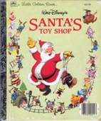 Walt Disney's Santa's Toy Shop by Al…