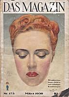 Das Magazin Nr. 175 März 1939 by F. W.…