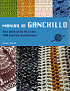 Manual de ganchillo by Sara Hazell