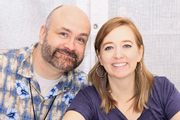 Author photo. Shannon and Dean Hale at the 2016 Texas Book Festival. By Larry D. Moore, CC BY-SA 4.0, <a href=&quot;https://commons.wikimedia.org/w/index.php?curid=53088534&quot; rel=&quot;nofollow&quot; target=&quot;_top&quot;>https://commons.wikimedia.org/w/index.php?curid=53088534</a>