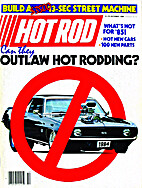 Hot Rod 1984-10 (October 1984) Vol. 37 No.…