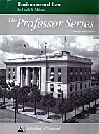 Environmental Law (The Professor Series) by…